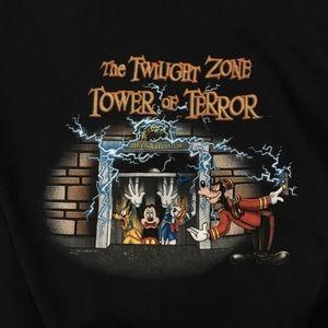 Twilight Zone Tower of Terror Disney Hoodie